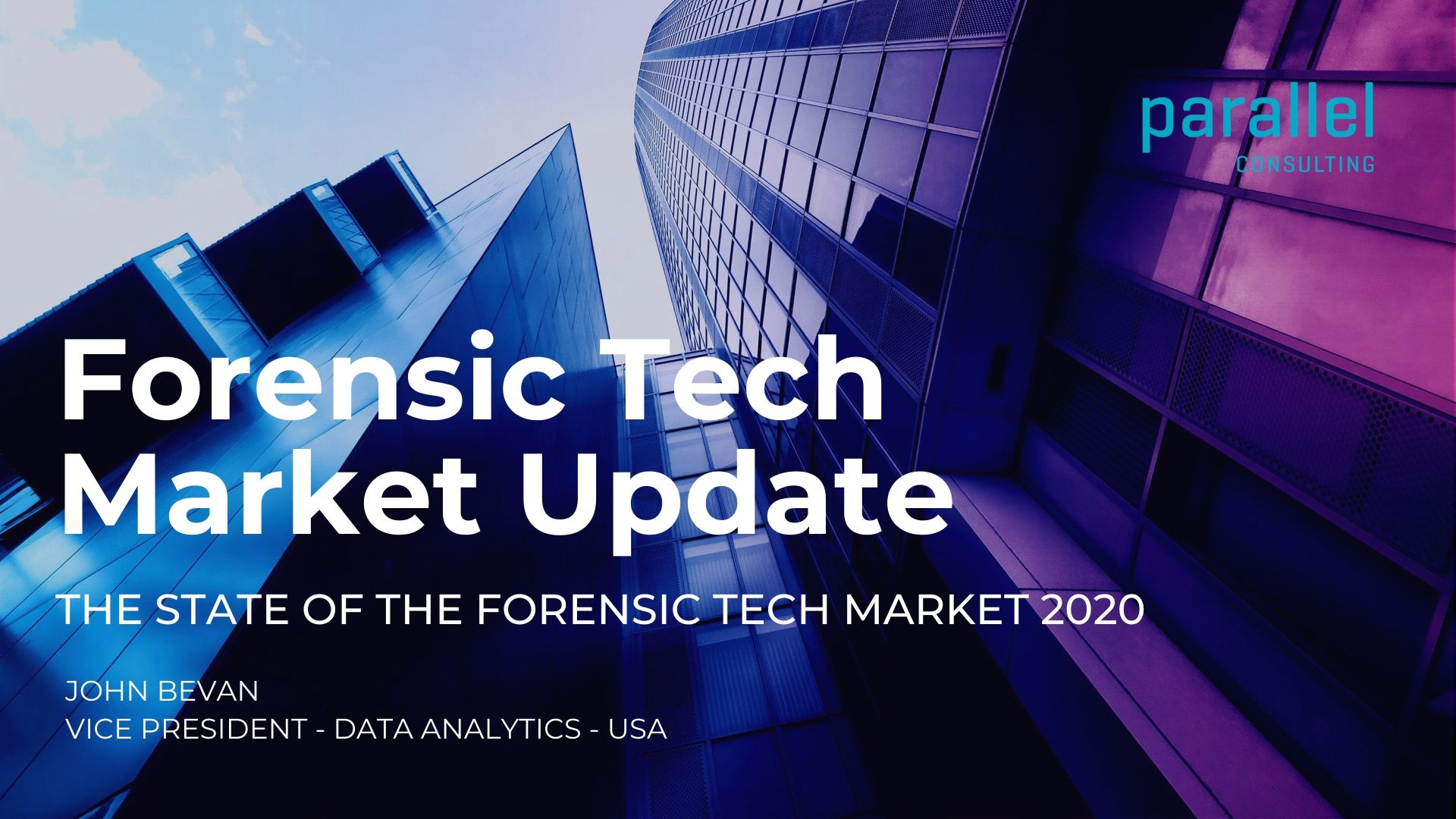The State of the Forensic Technology Market in 2020