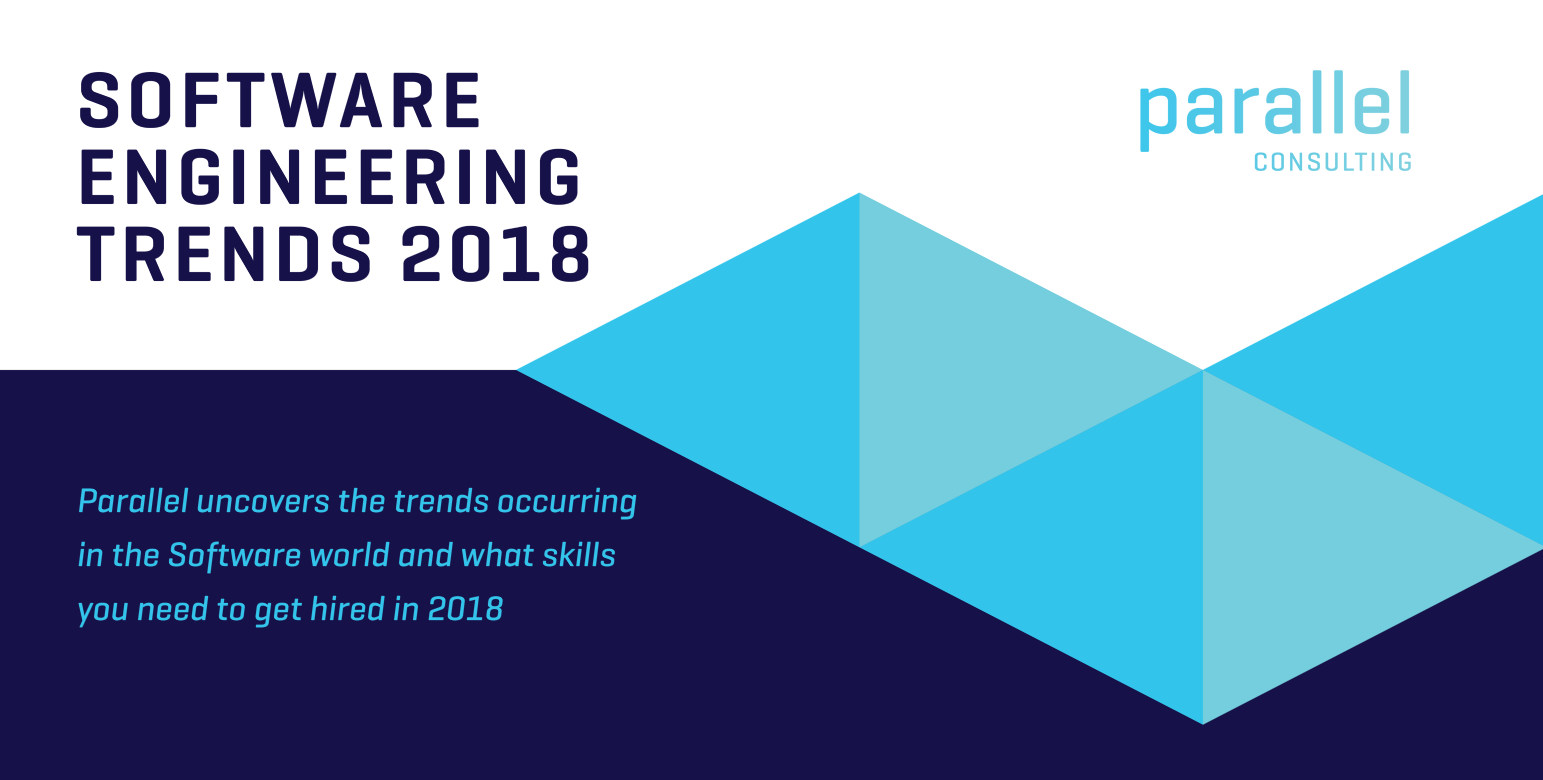 Software Engineering Trends 2018 in New York City